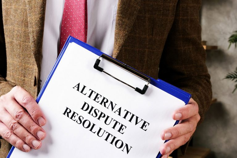Alternative Dispute Resolution (ADR) in Civil Litigation and Family Law Cases