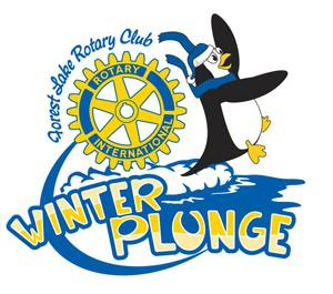 Forest Lake Rotary Winter Plunge